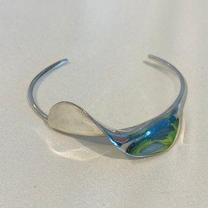 Calder Cuff (Silver)